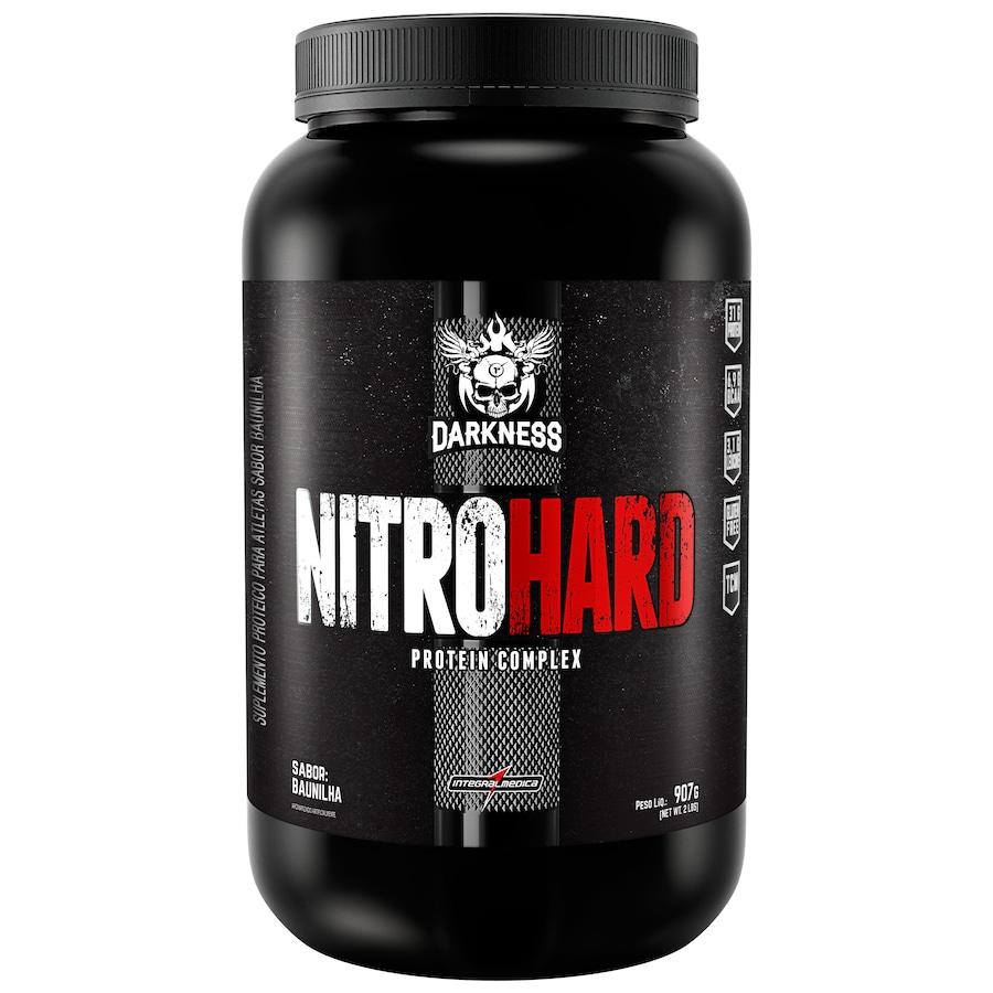 NitroHard Protein Complex Integralmédica - Baunilha - 907g