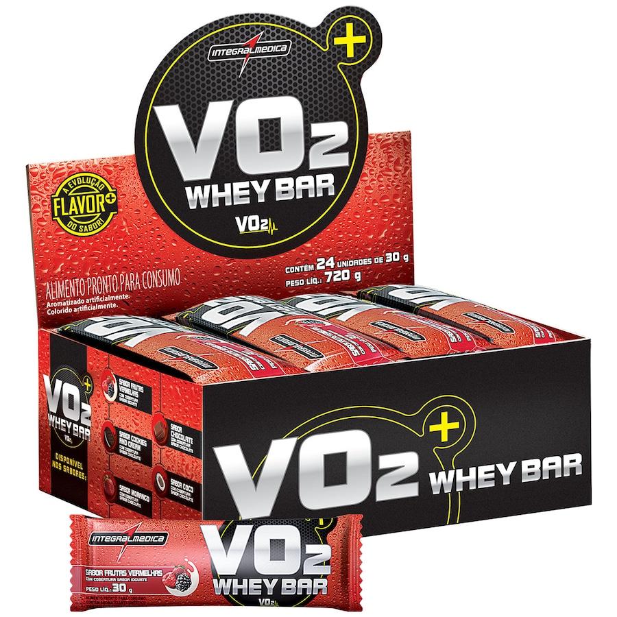 83e321a98 Barra de Proteína Integralmédica VO2 Protein Bar - Frutas