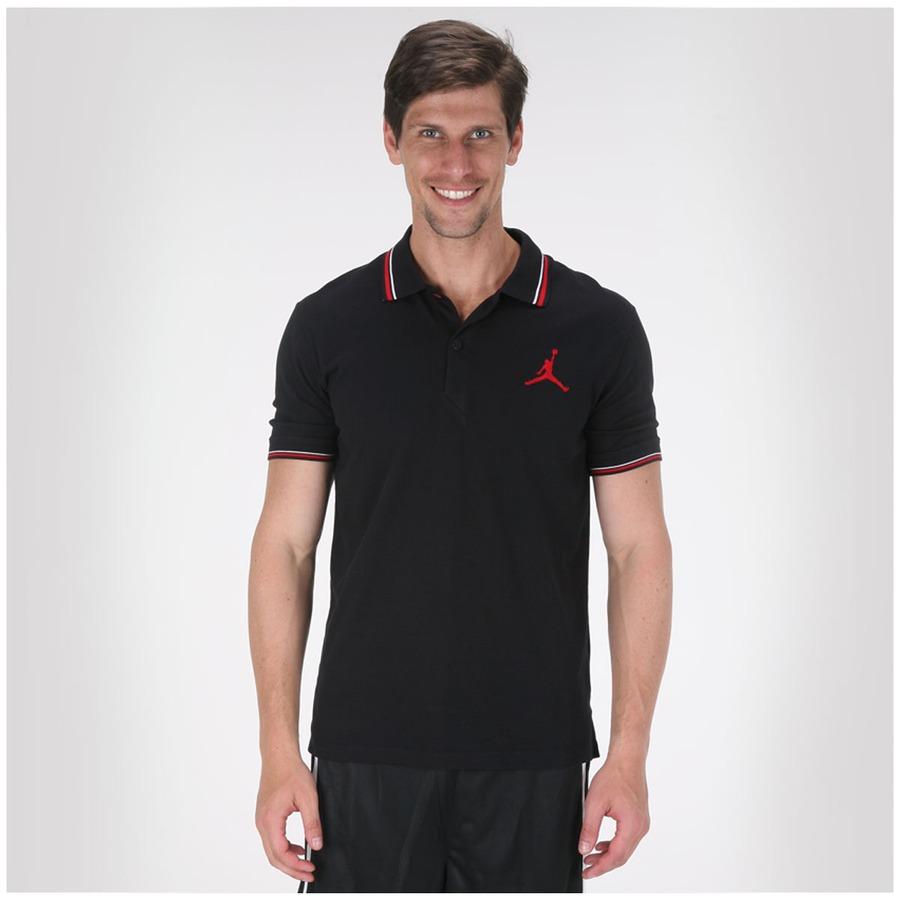 a46688bd105 Camisa Polo Nike Jordan Skyline - Masculina