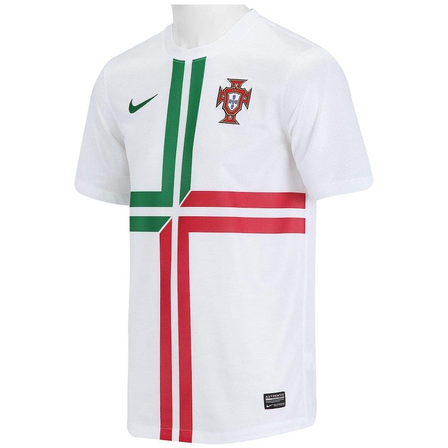 Camisa Nike Portugal Away - Masculina bba5f7950ce3e