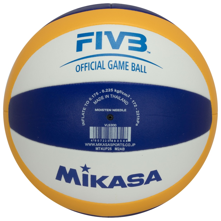 Bola de Vôlei Mikasa Beach Champ VLS300 b158d6eb8245b