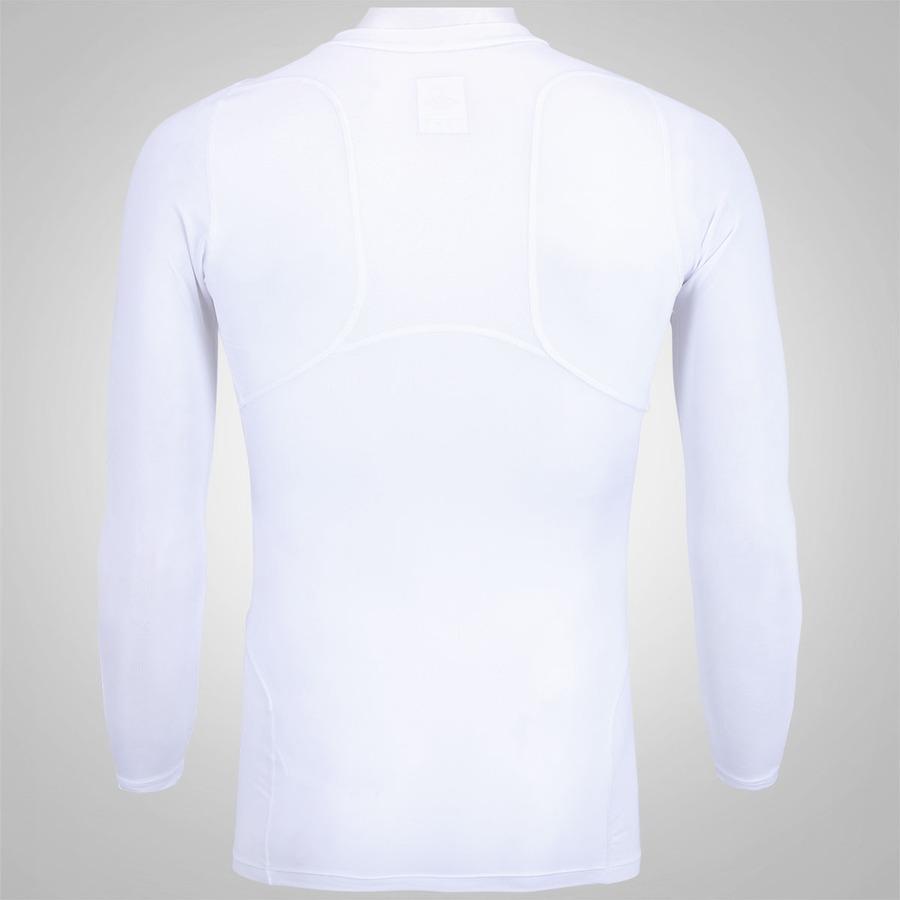 40ac0fdbc5 Camisa Térmica Manga Longa Umbro Crew - Masculina