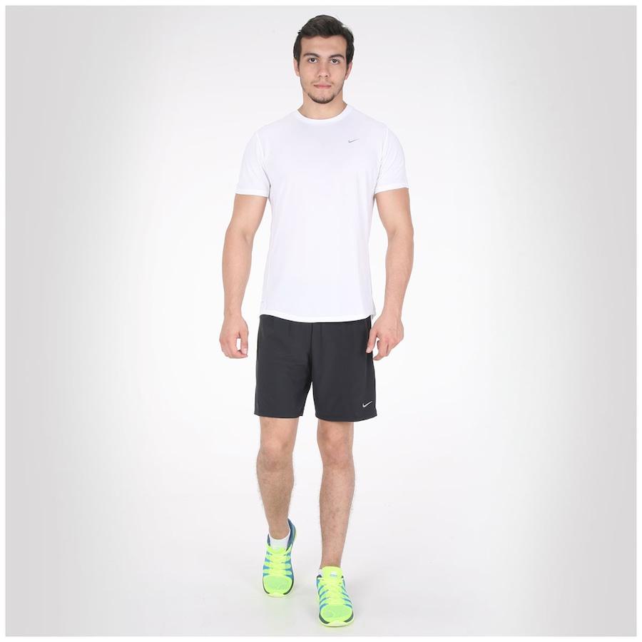 3d9a32fb3b Bermuda Nike 7 Sw 2 In 1 - Masculina