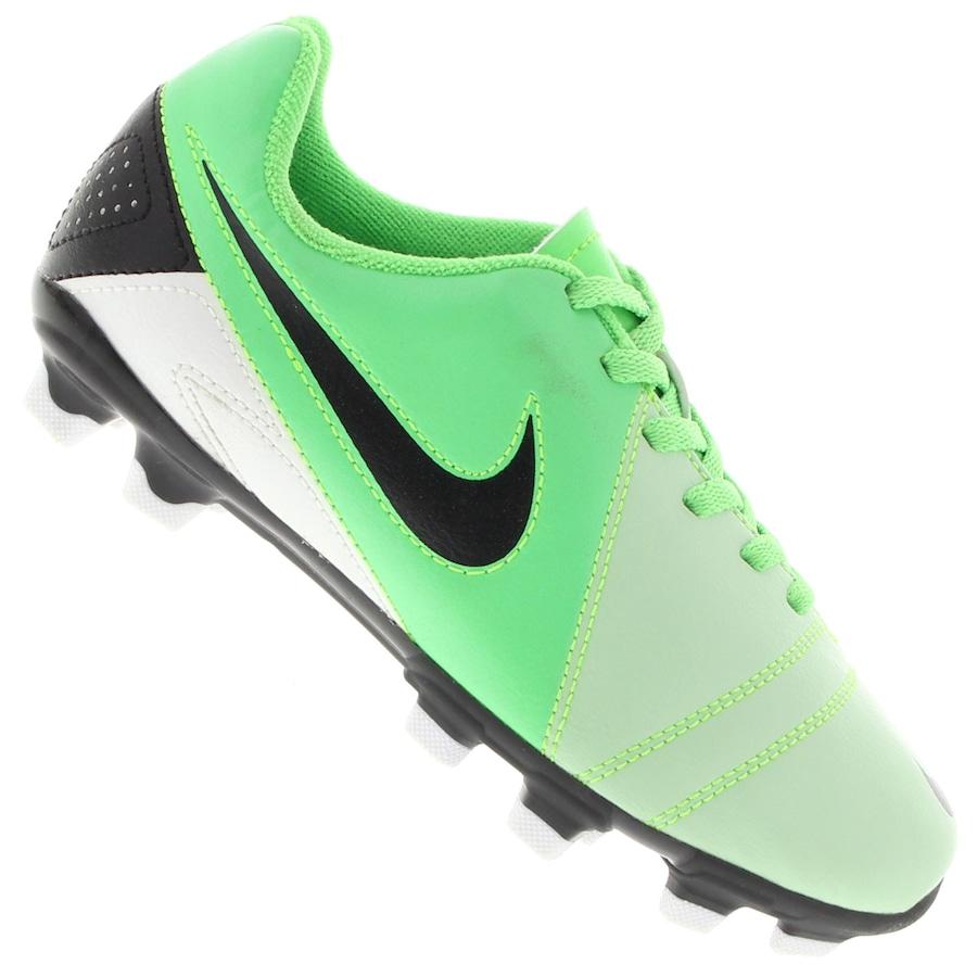 8d5ff8df23 Chuteira de Campo Nike CTR360 Enganche III FG Infantil