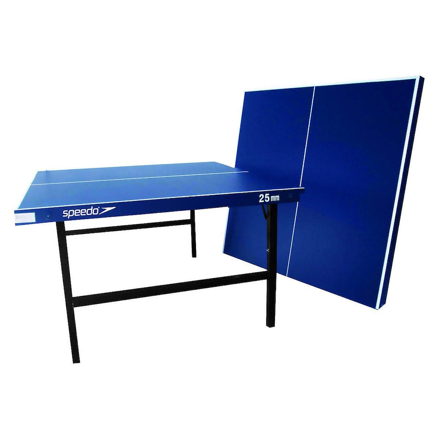 ba144b3ac Mesa de Tênis de Mesa Ping-Pong Dobrável Speedo - 25mm