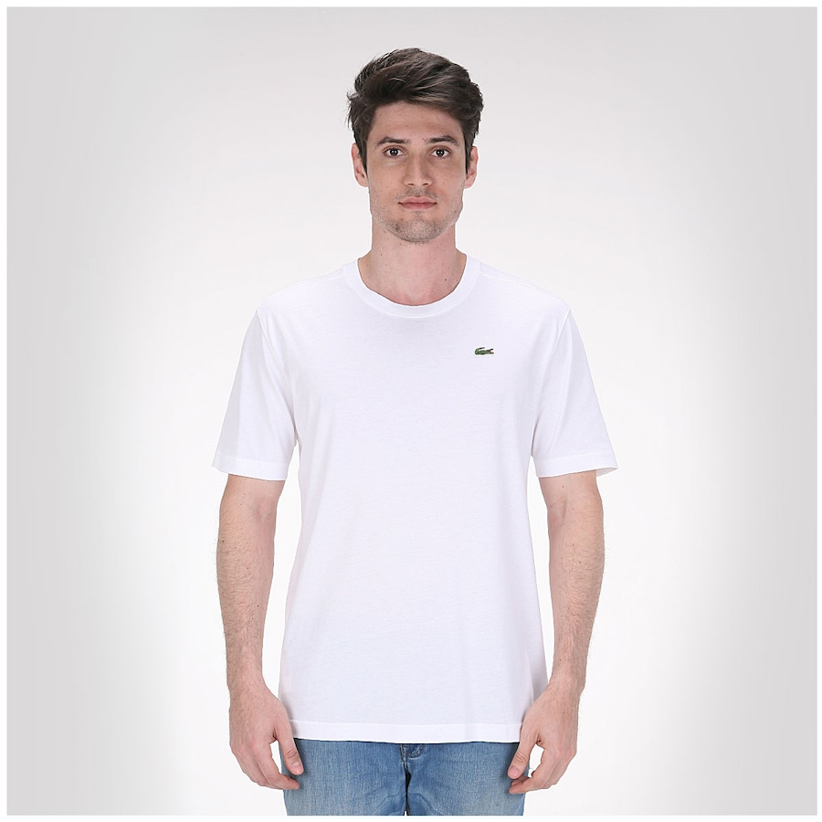 Camiseta Lacoste Th7420 - Masculina d56a7d2465