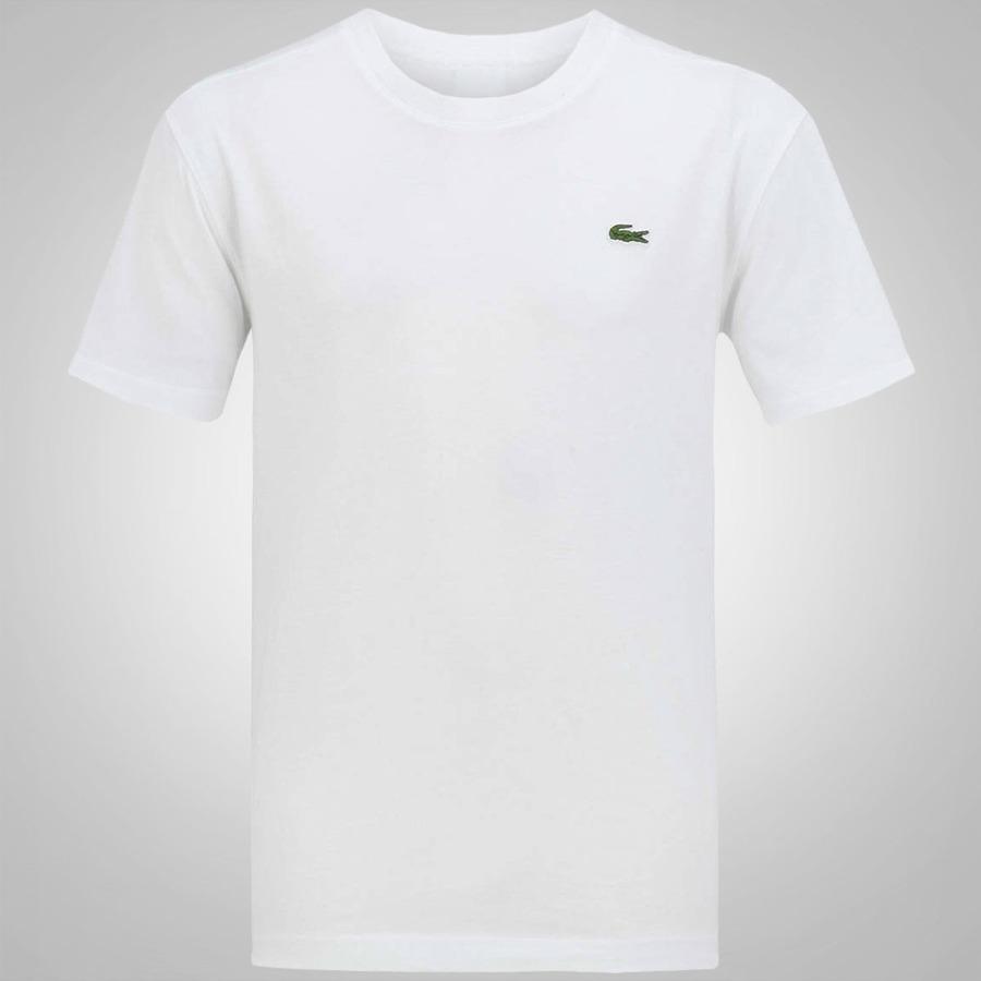 Camiseta Lacoste Th7420 Masculina