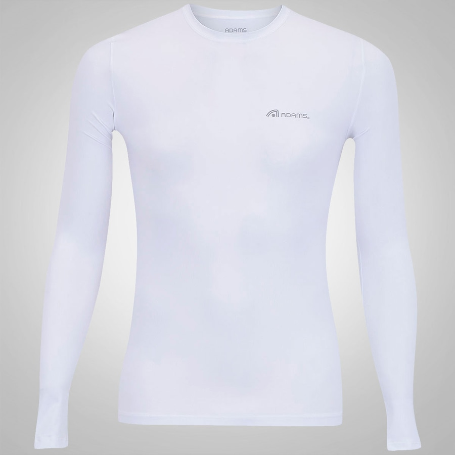 Camisa de Compressão Manga Longa Adams Lance - Adulto 65e3a1202db80