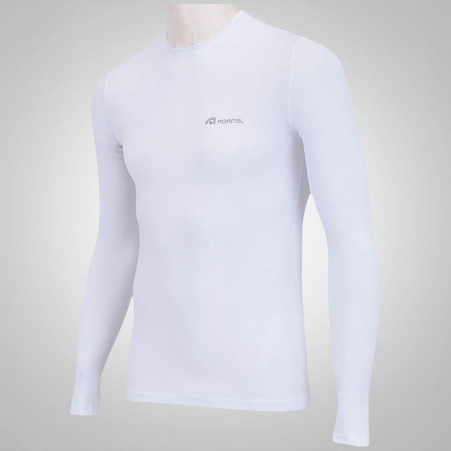 ... Camisa de Compressão Manga Longa Adams Lance - Adulto ... 90c79e6e3a48d
