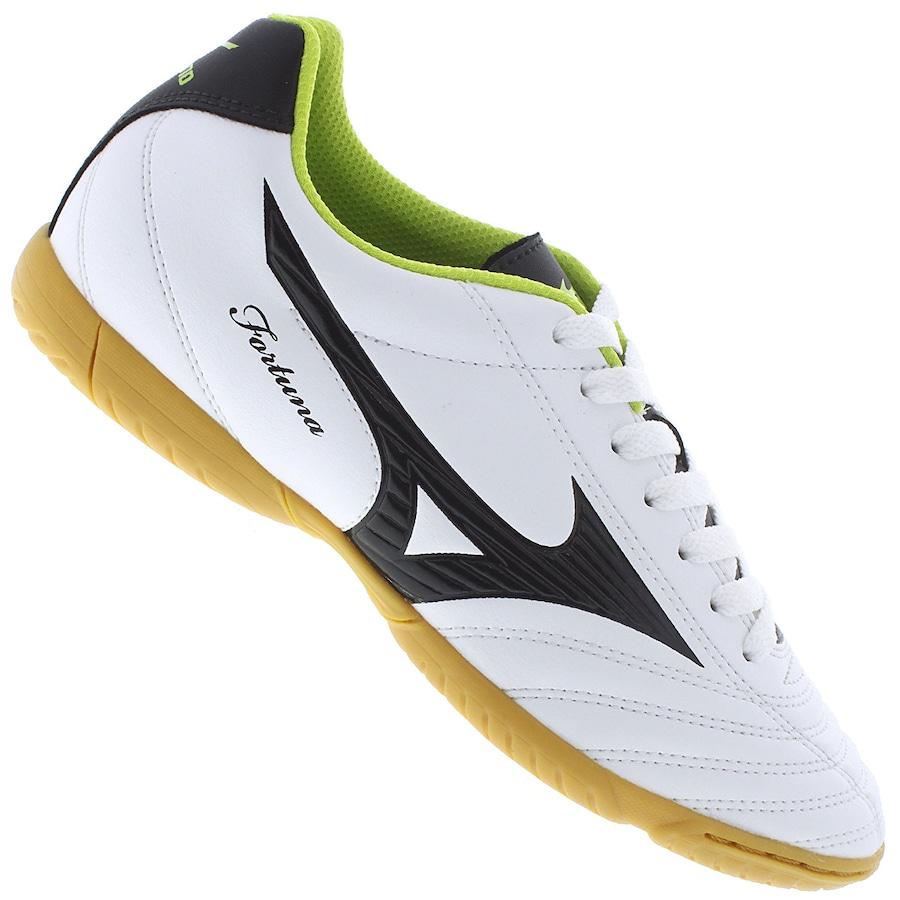 Chuteira de Futsal Mizuno Fortuna 4 In 925ccd452af65