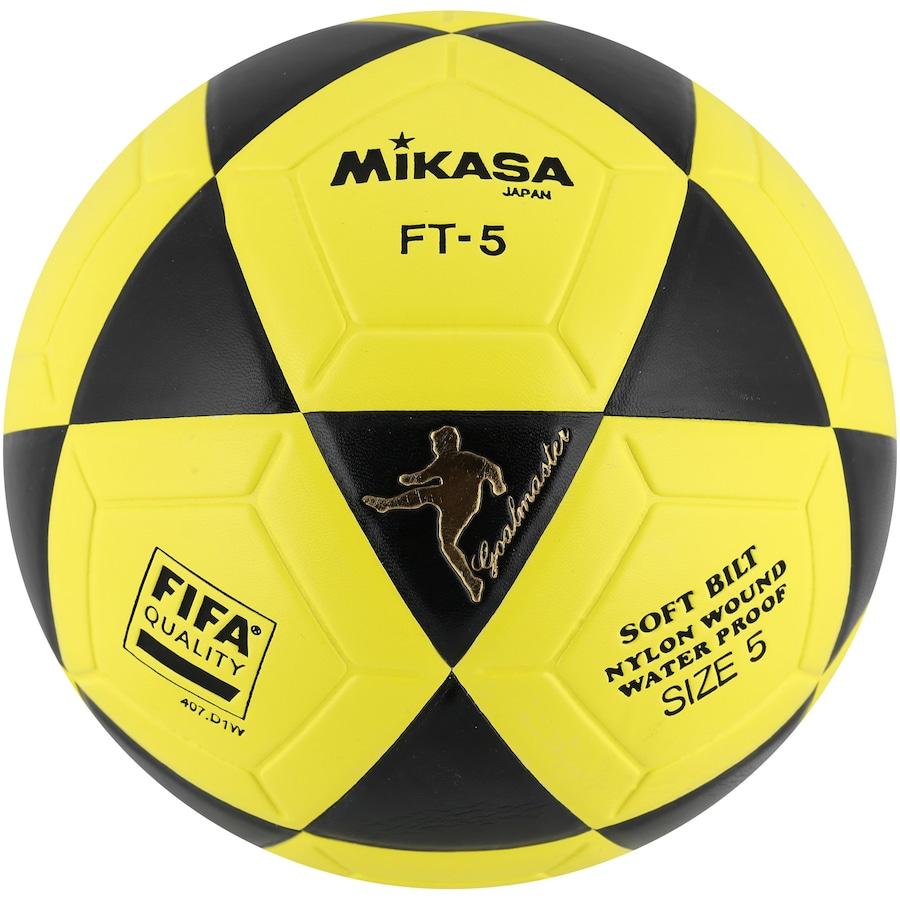 Bola de Futevôlei Mikasa FIFA FT-5 BKY 61dd7dca45e02