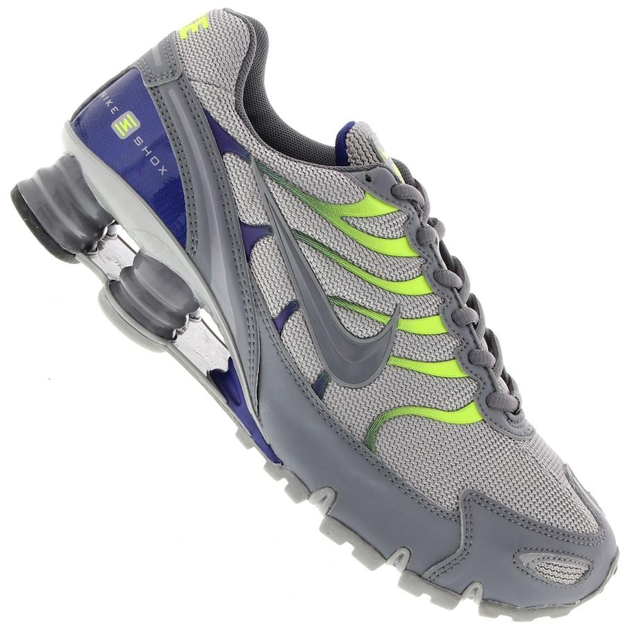 new style f5938 1f789 Tênis Nike Shox Turbo+ 13 - Preto e Vermelho tenis nike shox turbo vi sl ...