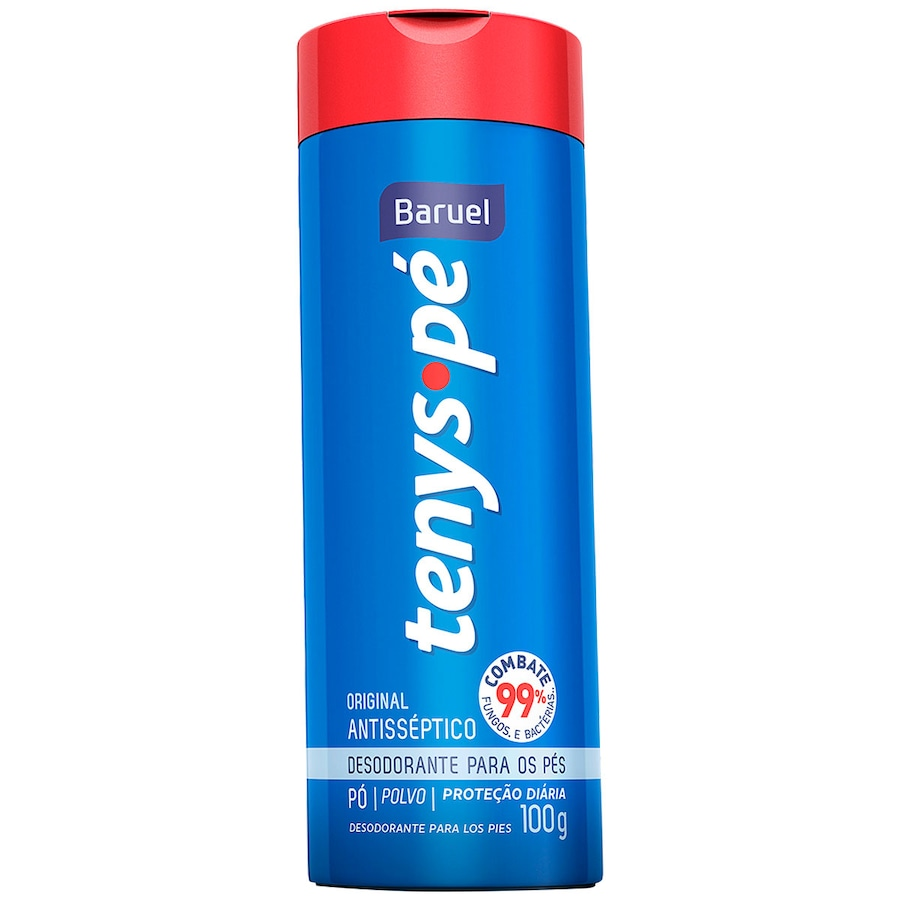 Desodorante para os Pés Tenys Pé Baruel Original - Pó - 100g