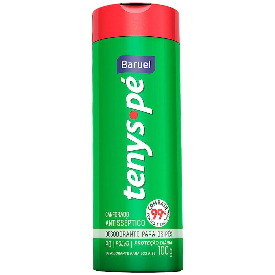 Desodorante para os Pés Tenys Pé Baruel Canforado - Pó - 100g