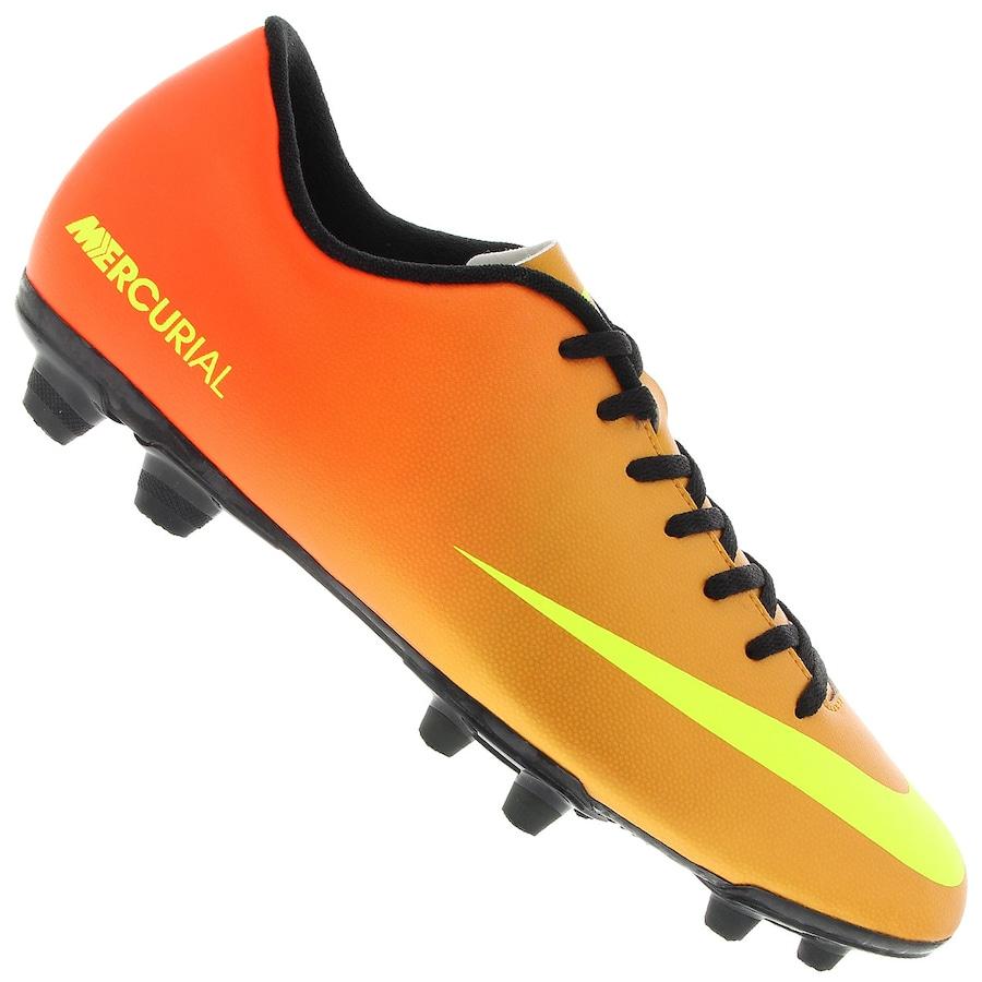 b9c9d306c78dd Chuteira de Campo Nike Mercurial Vortex FG - Adulto