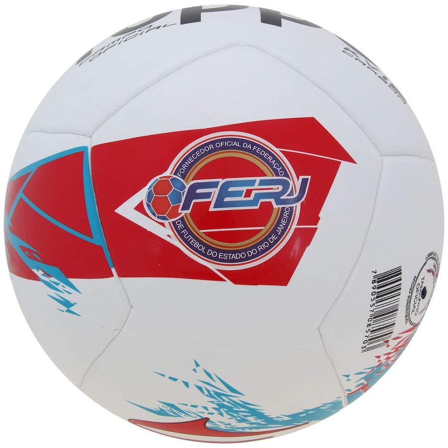 Bola de Futebol de Campo Topper KV Carbon League Rj 8d9a8dd13417a