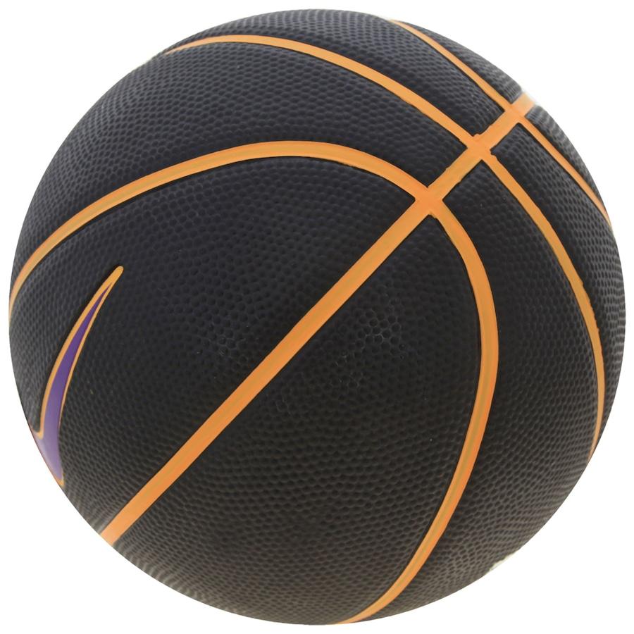 Minibola de Basquete Nike Swoosh - Infantil 47c64853a0c89