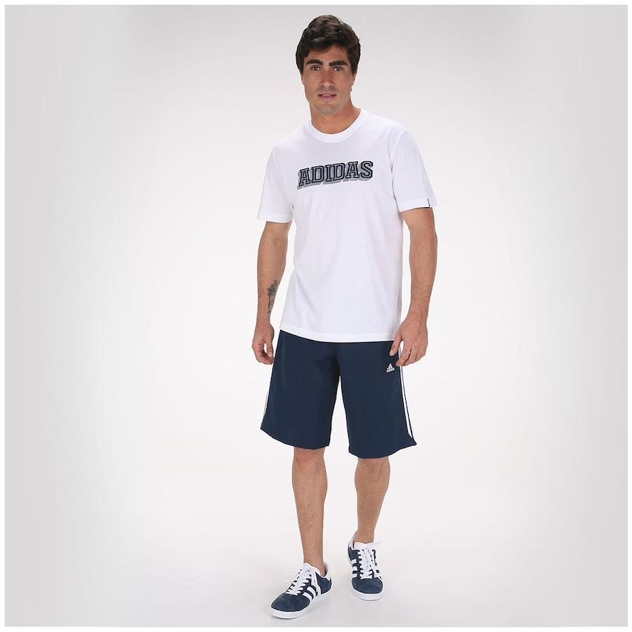 8349602173 Bermuda adidas Chelsea 3S - Masculina
