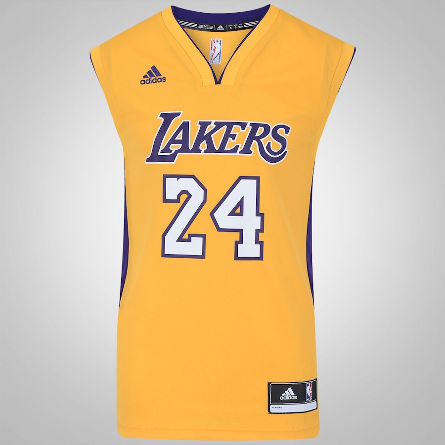 Camiseta Regata adidas NBA Lakers Kobe Bryant Masculina 1470db07badf5