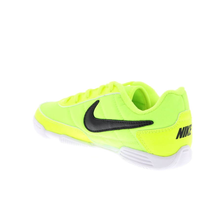 Chuteira de Futsal Nike 5 Gato II In - Infantil 030c640ea71bd