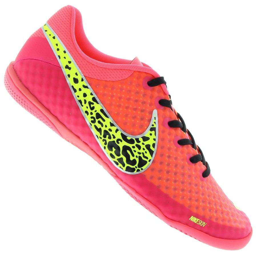 Chuteira de Futsal Nike Elástico Finale II - Masculina 6b539b57fd6cf
