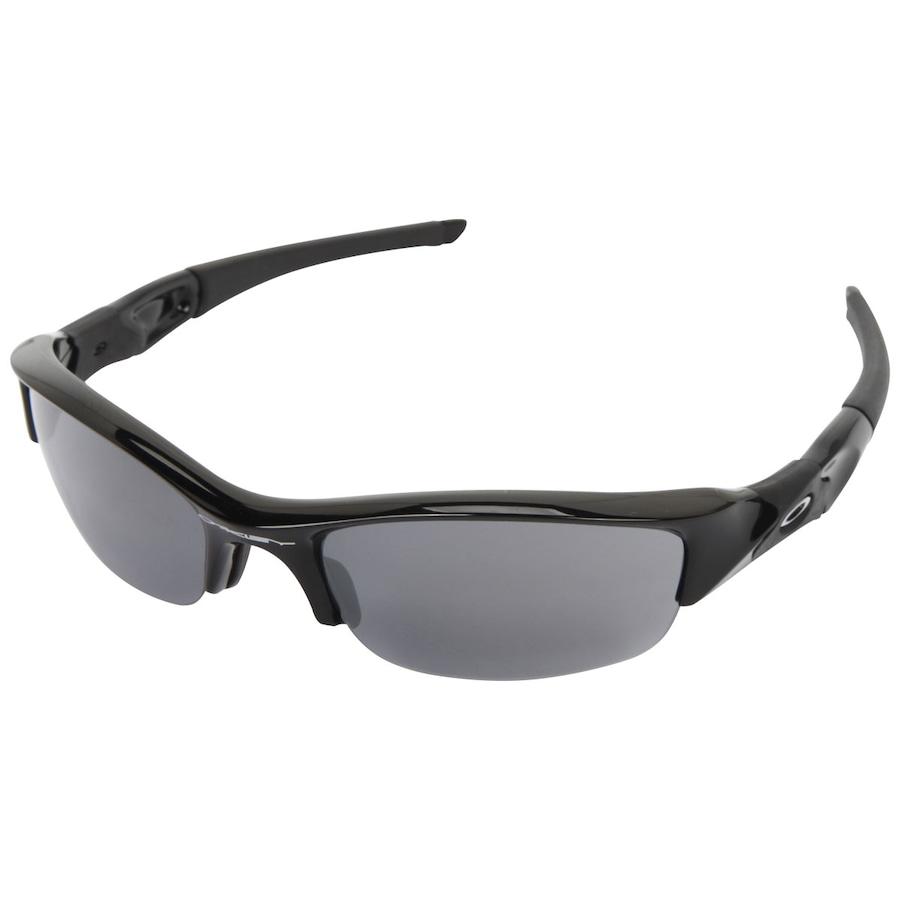 Óculos de Sol Oakley Flak Jacket 03881 - Unissex e446ccd4ce