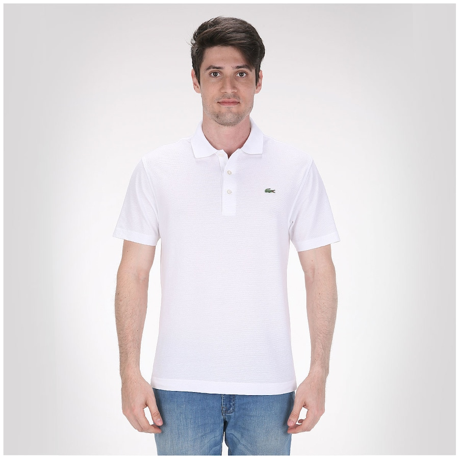 30086bc12debd Camisa Polo Lacoste Super Light - Masculina