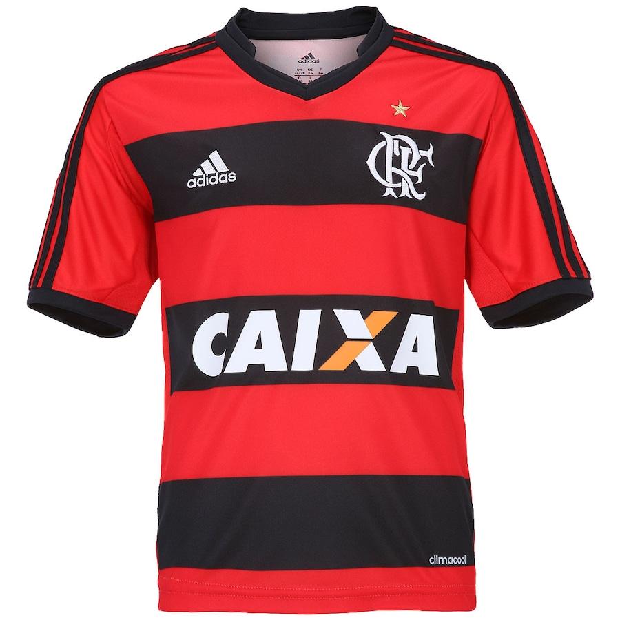 Camisa Adidas Flamengo I 2013 Infantil 524a3bb019e0c