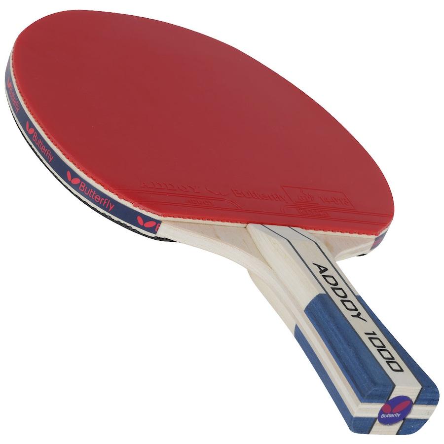 3c0f65bf69f Raquete de Tênis de Mesa Butterfly Addoy 1000 Classic
