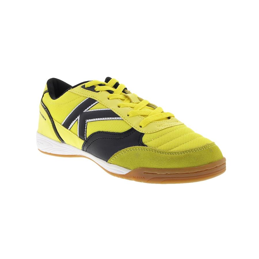 ... Chuteira Futsal Kelme Canarinha Indoor - Adulto ... 625aedef709b1