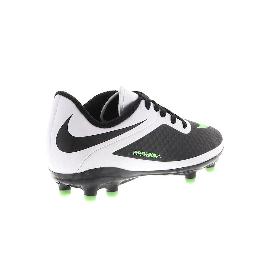 d5f70616cf780 ... Chuteira de Campo Nike Hypervenom Phelon FG - Infantil ...