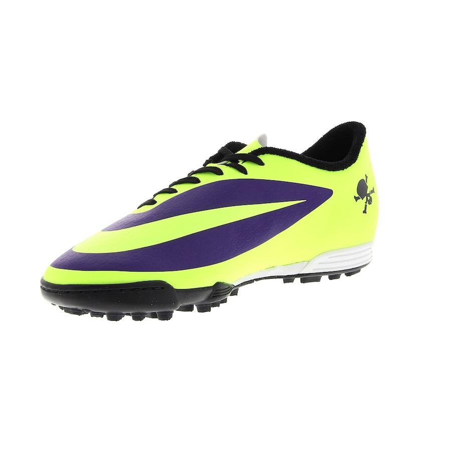 Chuteira Society Nike Hypervenom Phade TF - Adulto d26bfe583162c