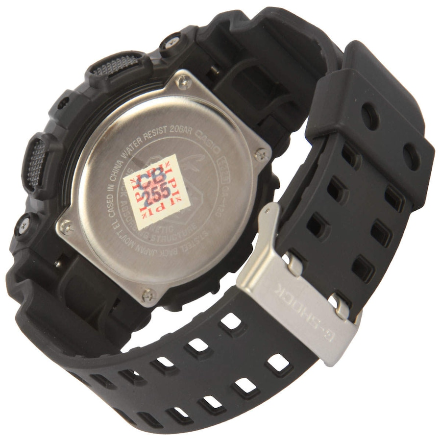 3b33bf9e1d1 Relógio Analógio Digital Casio G-Shock GA-120 - Unissex