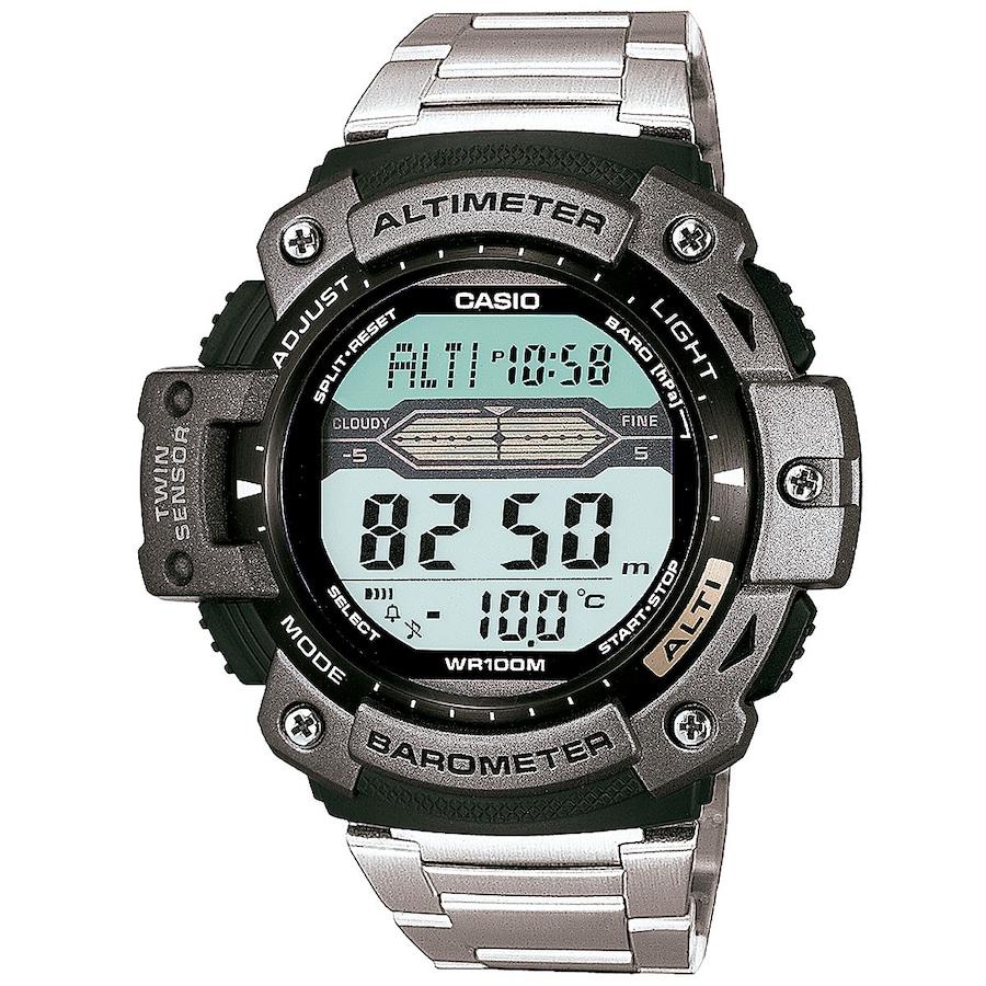 e5cc2713ef9 Relógio Masculino Digital Casio Out Gear SGW-300HD