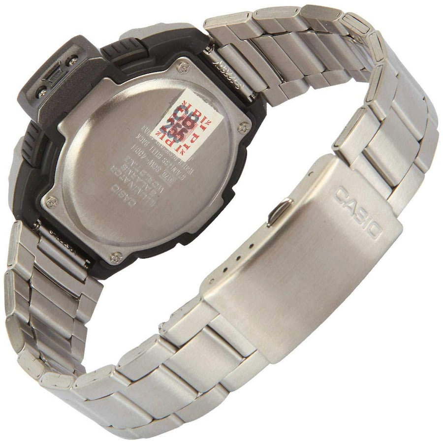 Casio Outgear Sgw 400hd 1b Silver Daftar Harga Terlengkap 300hd 1av Jam Tangan Pria Strap Stainless Steel Relgio Digital Analgico Masculino
