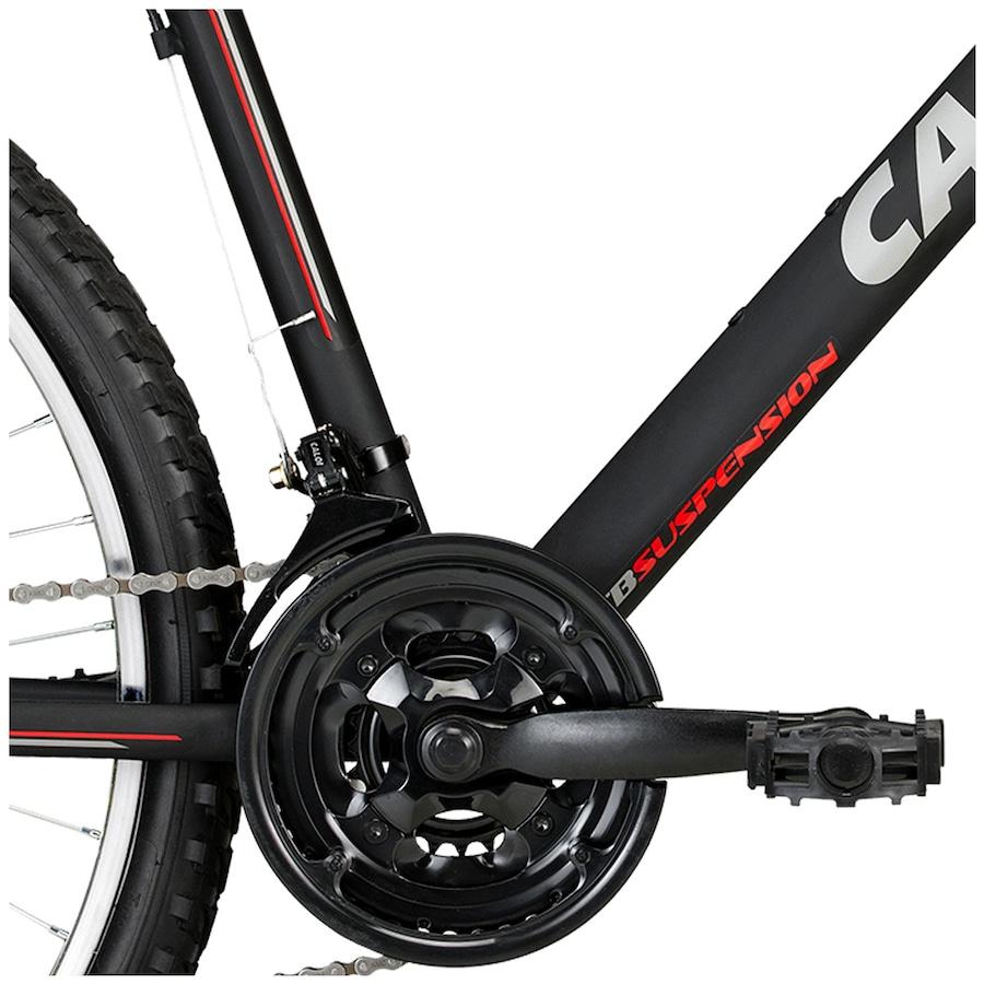 ... Bicicleta Caloi Aluminium Sport - Aro 26 - Freio V-Brake - Câmbio  Traseiro Caloi ... dcd845692af81