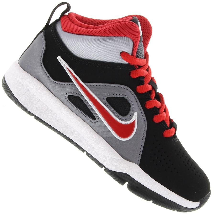fc5588f503b Tênis Nike Team Hustle Infantil