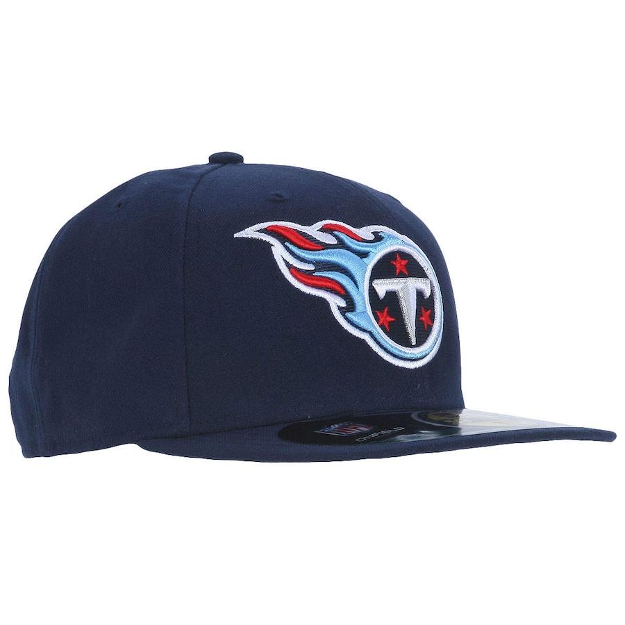 7e82be09f56a5 Boné Aba Reta New Era Tennessee Titans - Fechado - Adulto