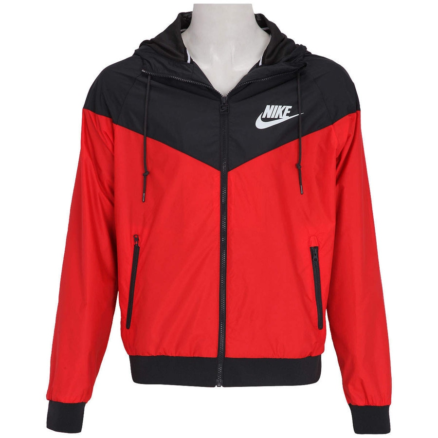 e566dc49ad Jaqueta Nike Windrunner Com Capuz Masculina