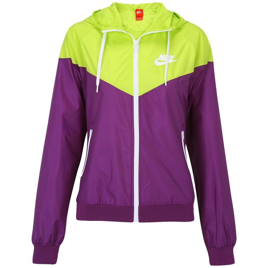 68d031ce77b Jaqueta Nike Windrunner Com Capuz Feminina