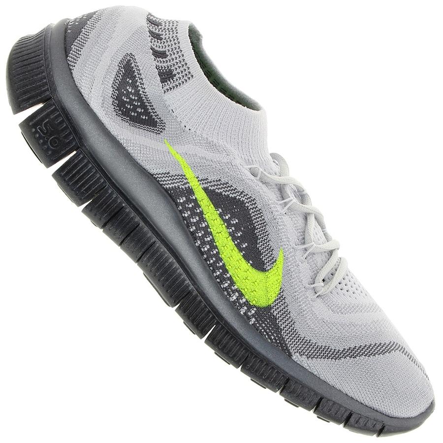 b23d4876f56 Tênis Nike Free Flyknit 615805 - Masculino