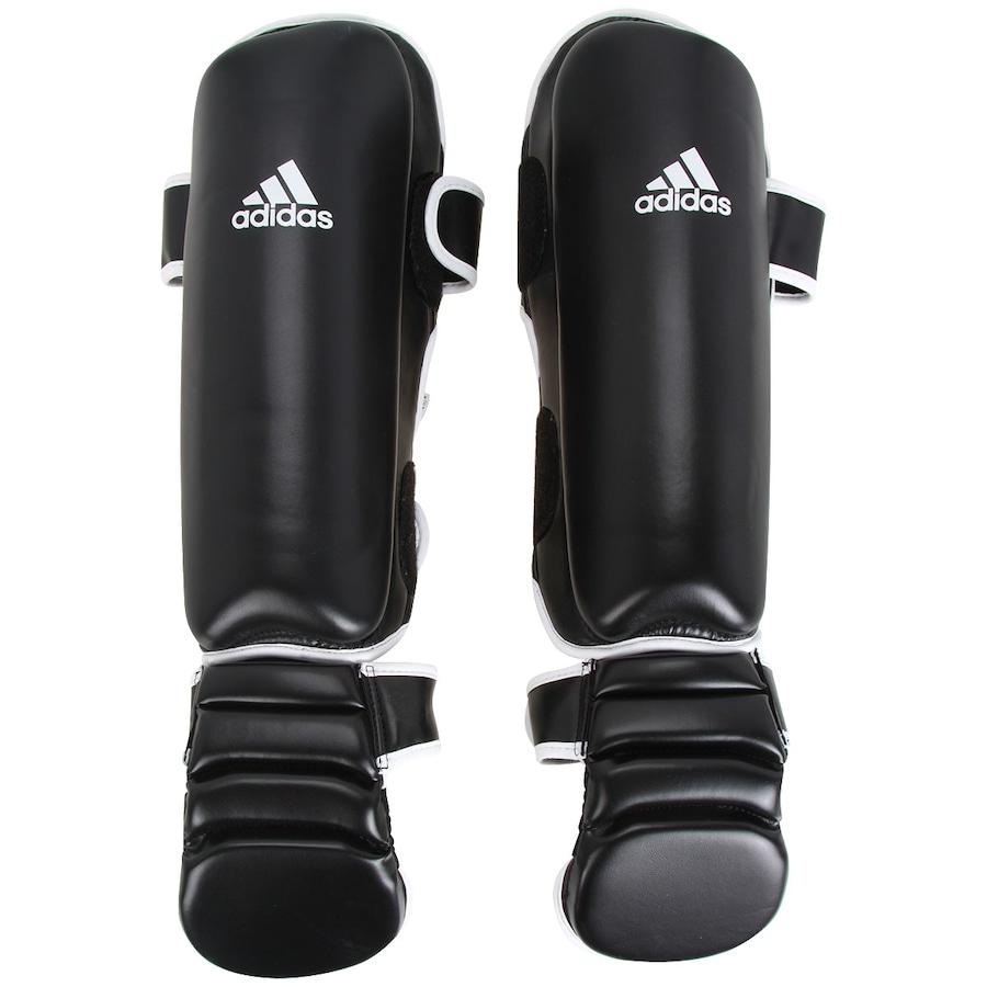 Protetor de Canela Adidas com Proteção de Pé 40a2919dc451f