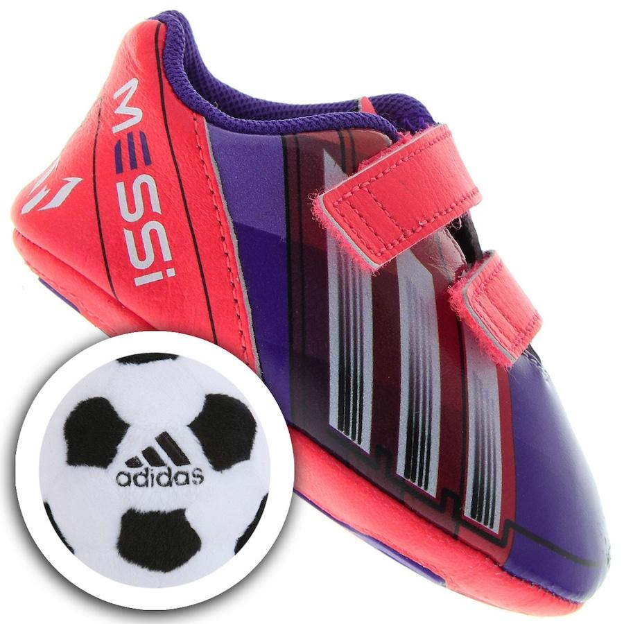 690842fa70 Chuteira Futsal do Messi adidas F50 Adizero - Infantil - 813328 ...