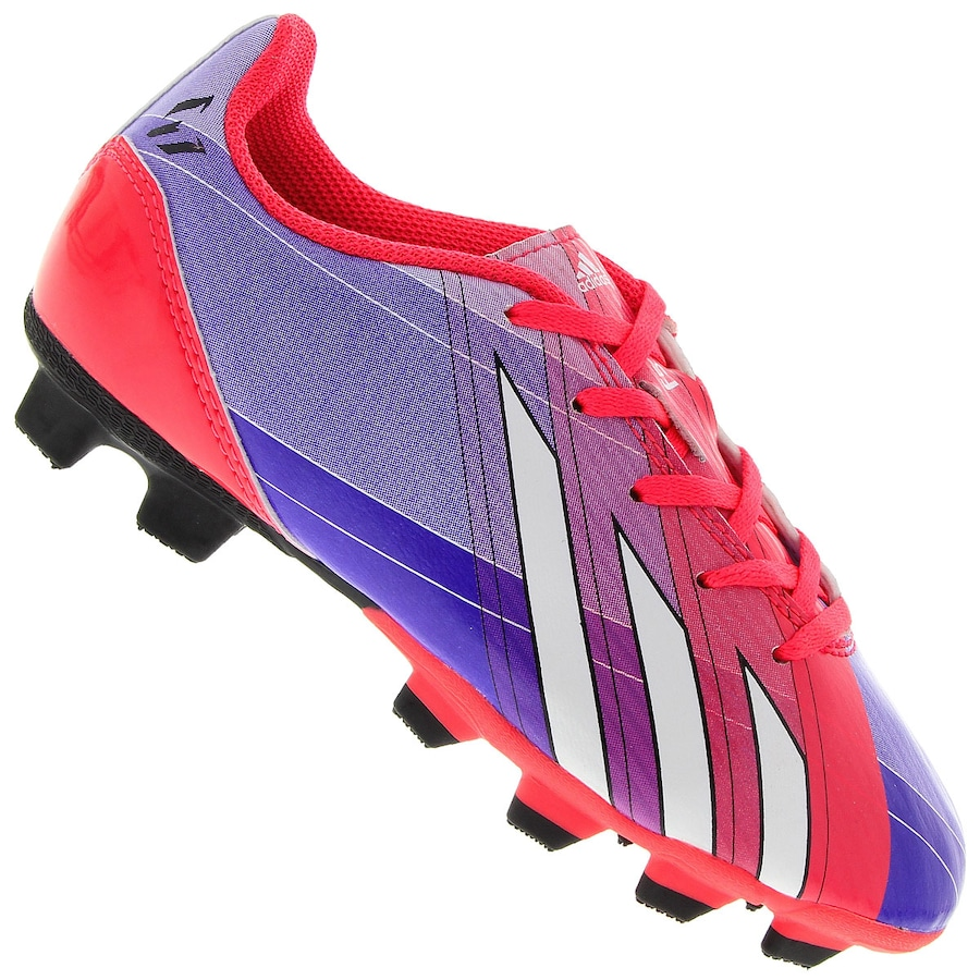 aa296c3a1d Chuteira do Messi Futebol Campo adidas F5 TRX FG - Infantil