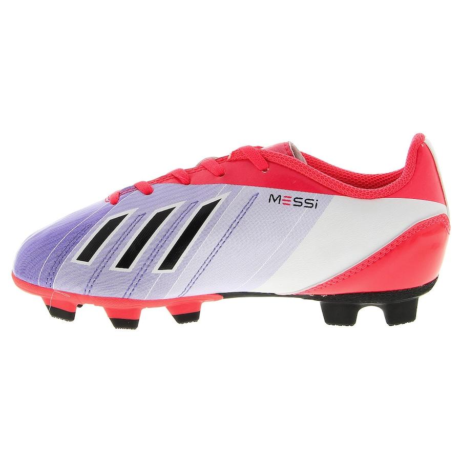 Chuteira do Messi Futebol Campo adidas F5 TRX FG - Infantil 3e5f7b45ddb8e