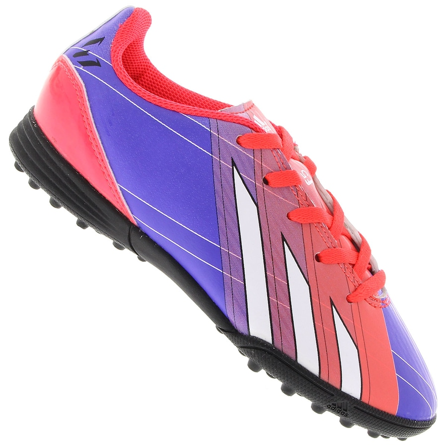 Chuteira do Messi Society Adidas F5 TRX TF - Infantil 625f47cc8b830