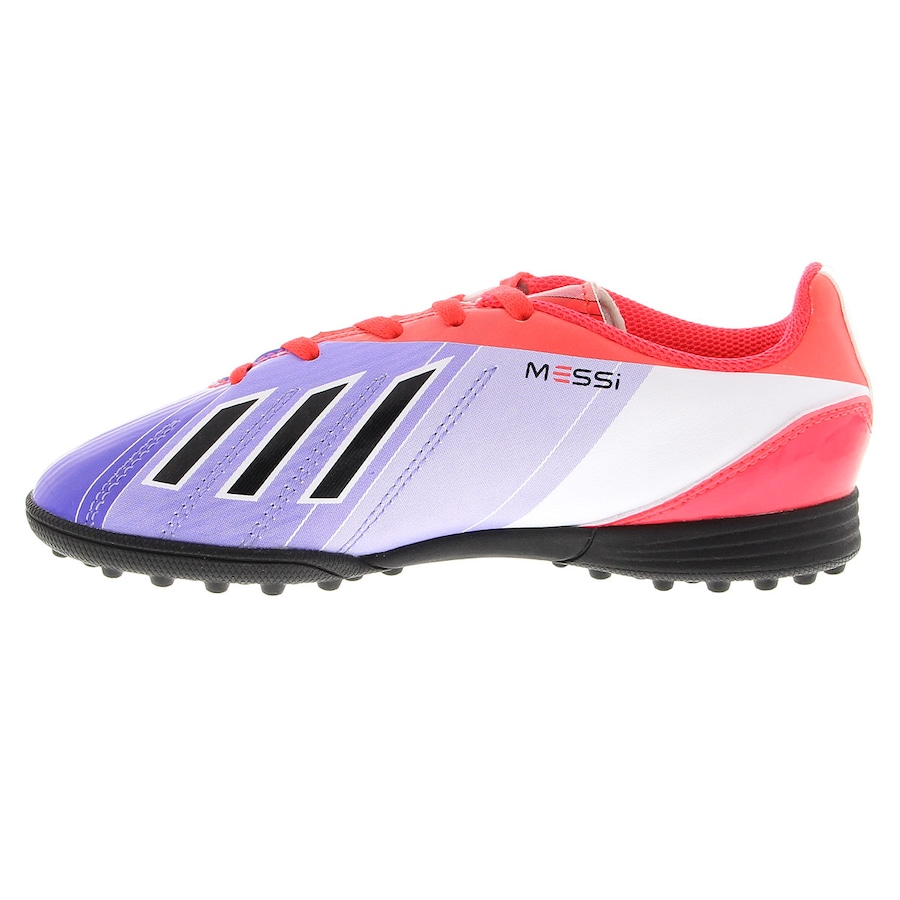 11821cf730 Chuteira do Messi Society Adidas F5 TRX TF - Infantil