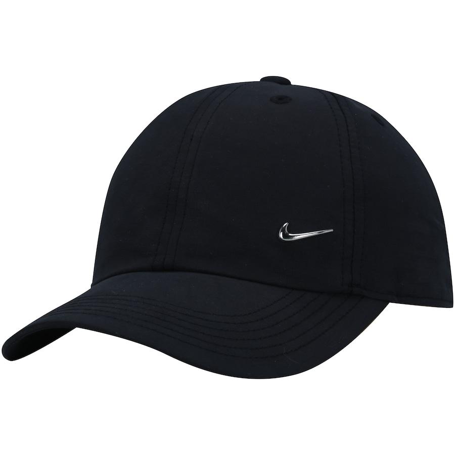 Boné Aba Curva Nike Heritage 86 Metal Swoosh - Strapback - Infantil 1f2a5f3ab6d