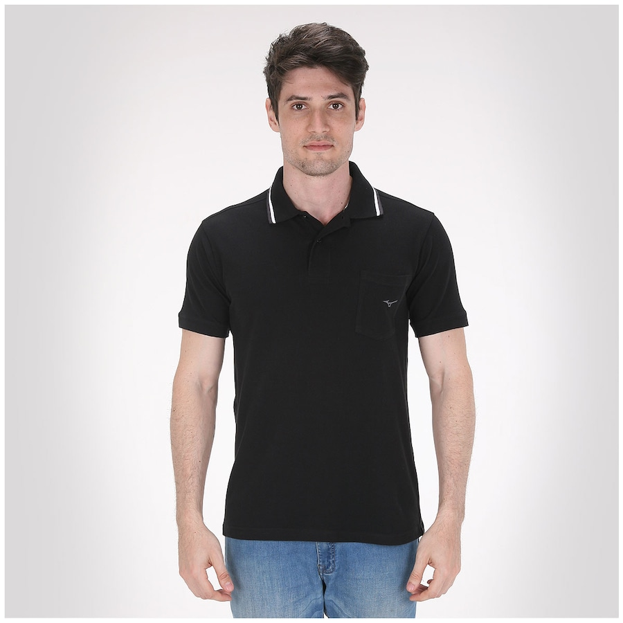 1b72be6cb7 Camisa Polo Mizuno Alvin - Masculina