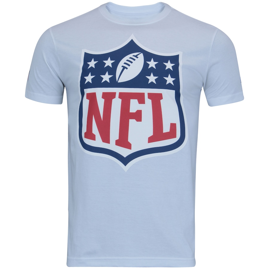 7cd515ef24 Camiseta New Era Logo NFL - Masculina